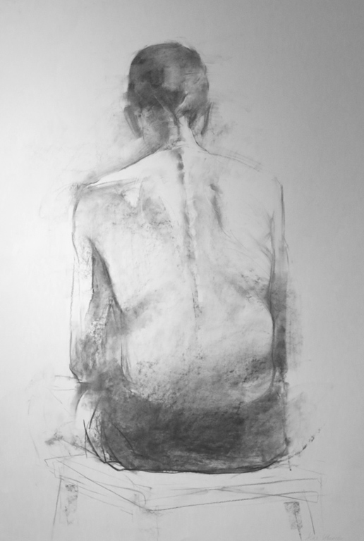 <p>Учебнa рисункa, гръб</p>