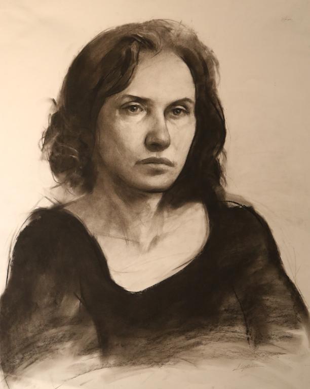<p>Свободна работа/ портрет I</p>