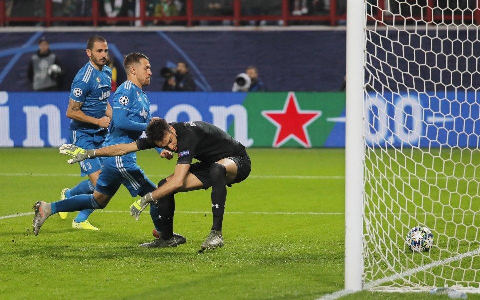 Рамзи се извини за откраднатия от Роналдо гол