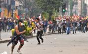 Отрязаха косите на кметица и я пребиха на протест в Боливия