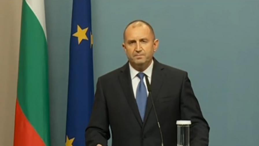 Защо Радев върна избора на Гешев за главен прокурор