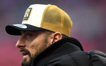 Милан и Интер в пряк сблъсък за Жиру