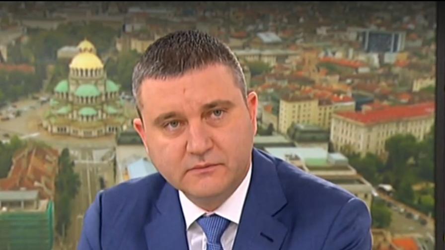Горанов обясни защо България е най-бедната в ЕС