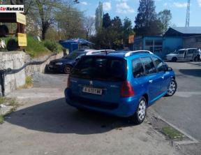 Вижте всички снимки за Peugeot 307