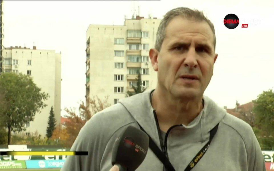 Херо: Доволен съм, искаме да сме оптимални (видео)