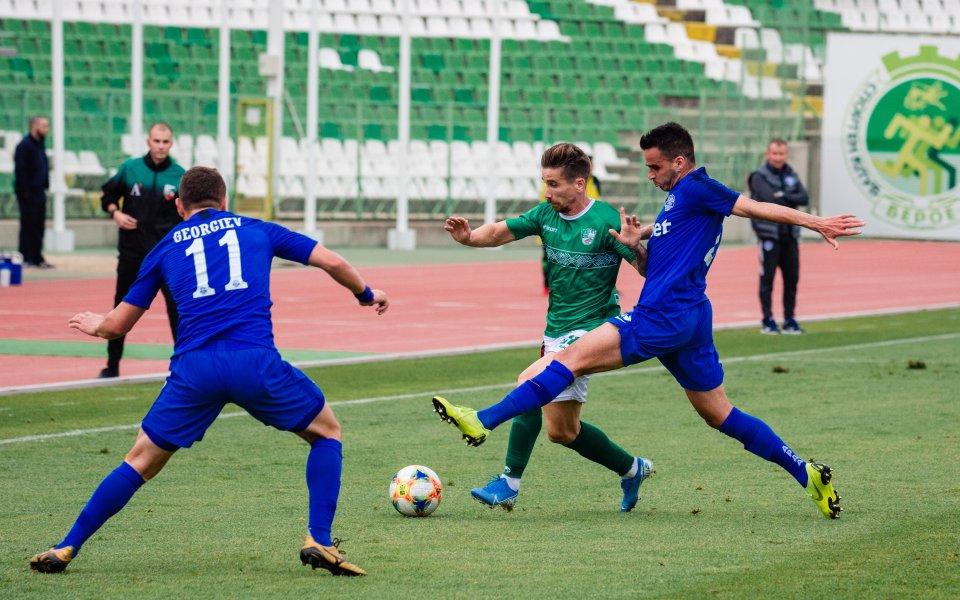 Футболистите на Арда подновиха тренировки
