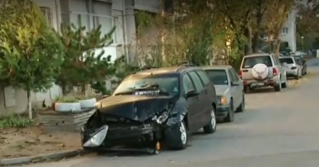 България Пияна удари магазин в Пловдив с автомобила си Тестът