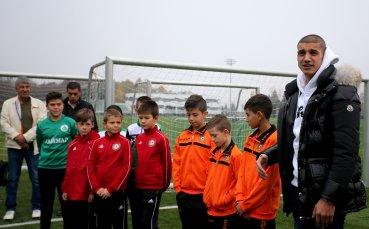 Десподов: Ще се върна в ЦСКА, но първо мечтая за Реал Мадрид