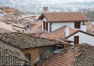 Земетресение в турската столица