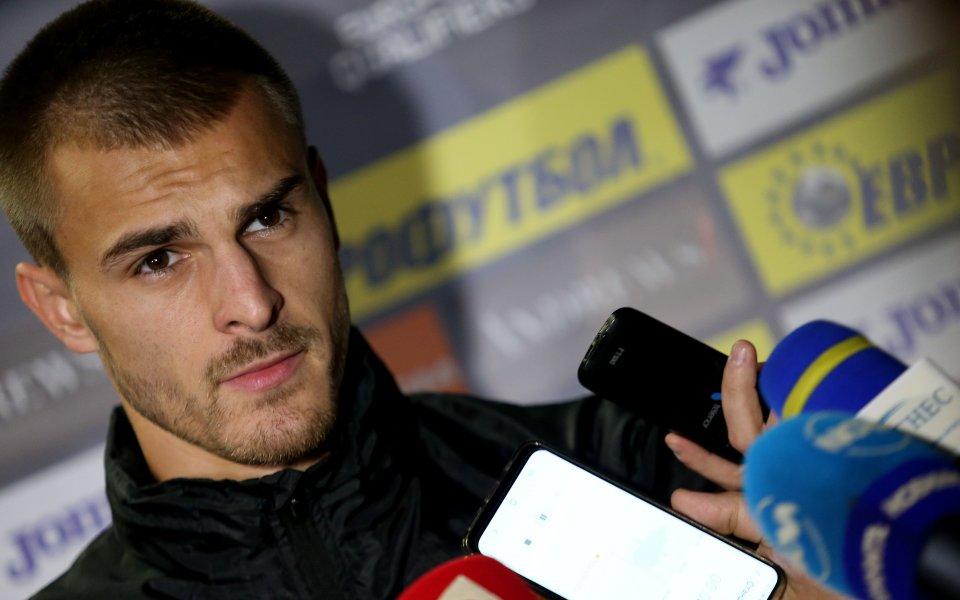 Божидар Чорбаджийски е на мнение, че българският национален отбор е
