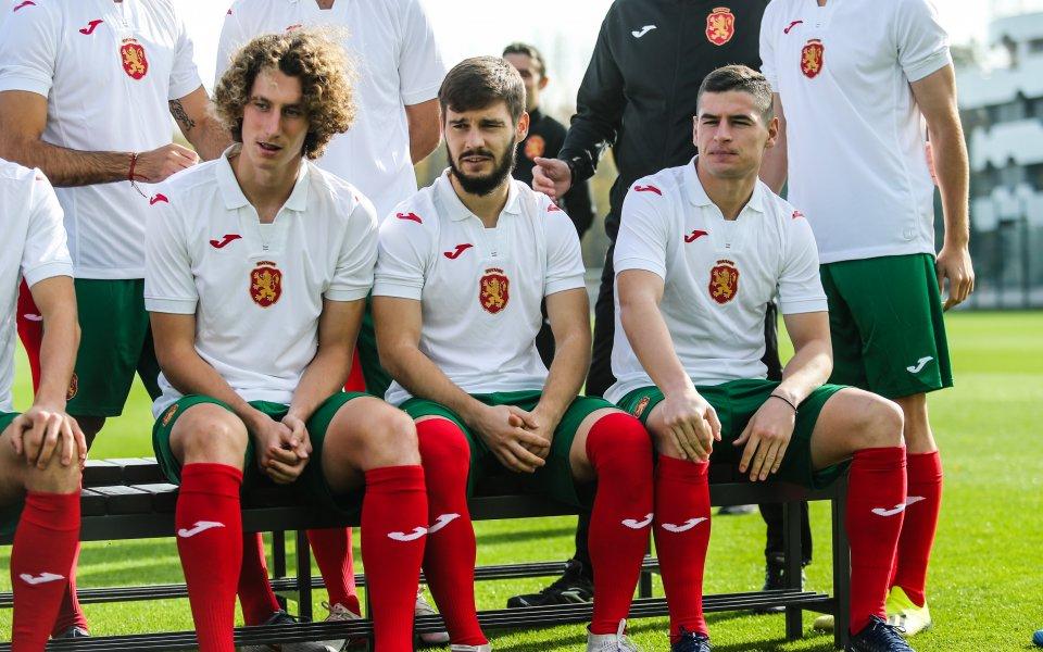 Руска съдийска бригада ще ръководи мача България - Чехия