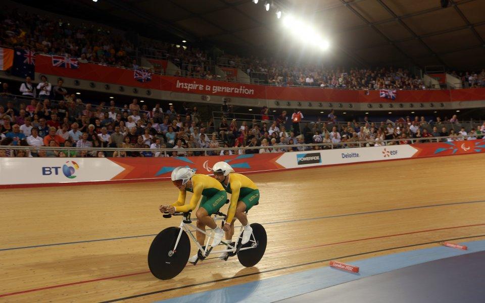Кола блъсна и уби петкратен параолимпийски шампион