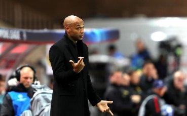 Анри обяви защо Пепе не се справя в Арсенал