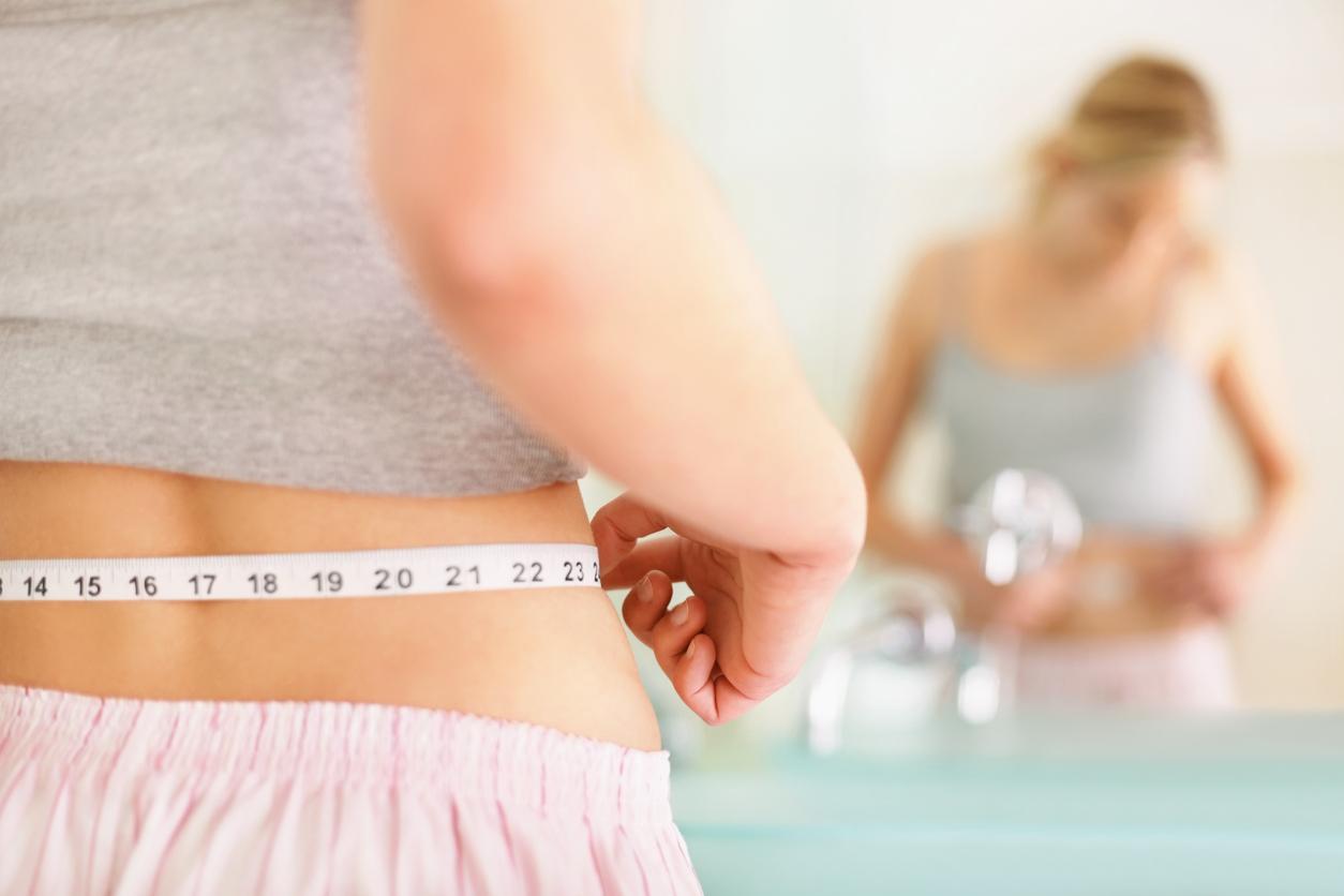 <p>Необяснима загуба на тегло</p>