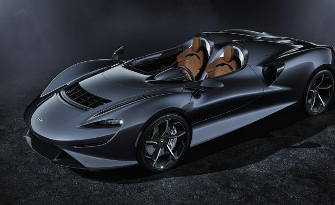 Две автомобилни мечти: McLaren Elva & Ferrari Roma