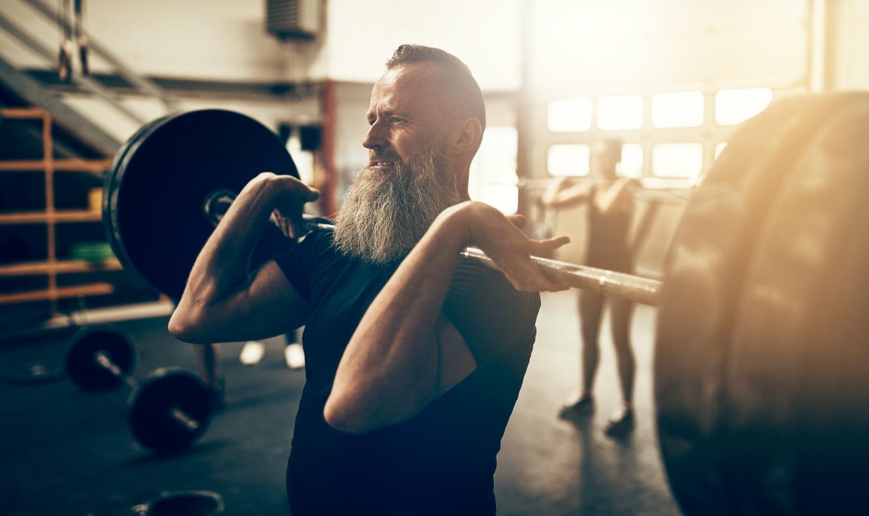 <p><strong>Мъжката брада</strong></p>  <p>На 26 юни 2013 г. Антанас Контримас успява да повдигне 63 кг&hellip;с брадата си!</p>