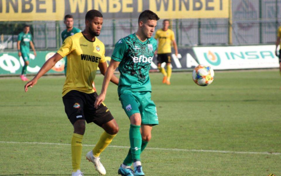 Ботев Пловдив се раздели с футболистите Родни Клустър и Филип