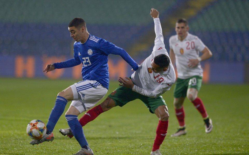 Парагвай победи България с 1:0 в контролна среща играна на