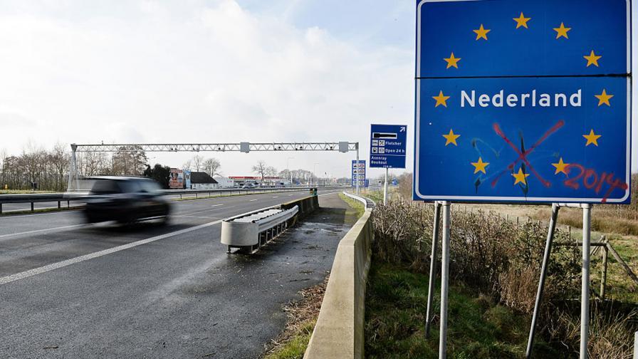 <p>Максимум 100 км/ч в Холандия</p>