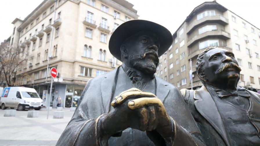 Откраднаха бастуна на Пенчо Славейков