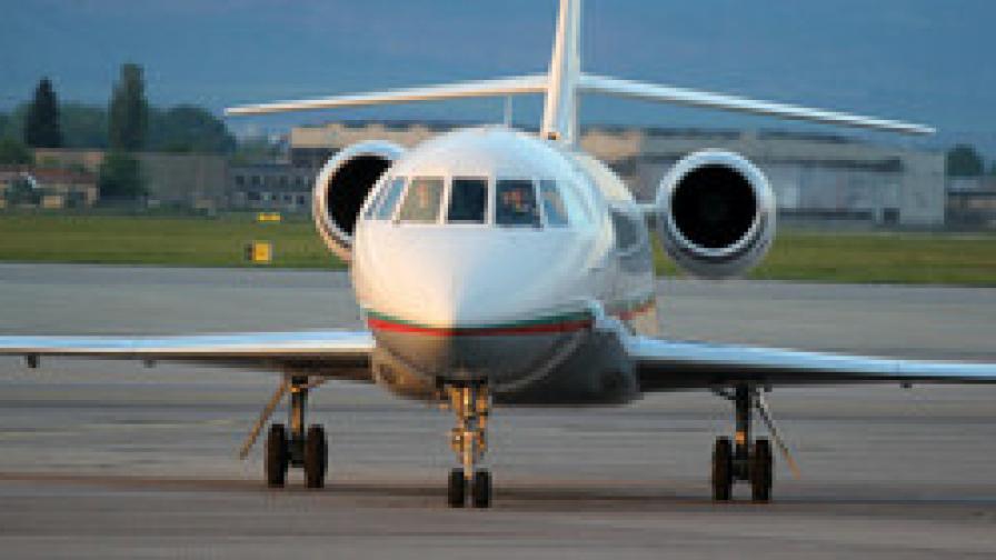 Нов правителствен самолет ще се купува