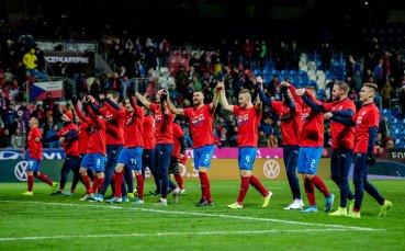 Как Чехия празнува класирането за Евро 2020 (ВИДЕО)