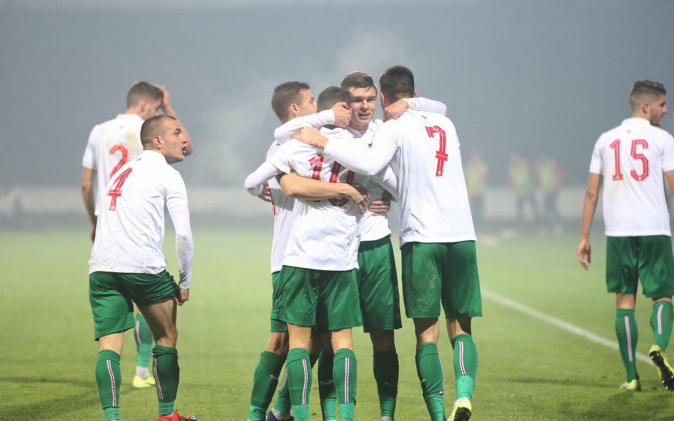 Младежкият ни национален отбор по футбол прегази Полша U21 в