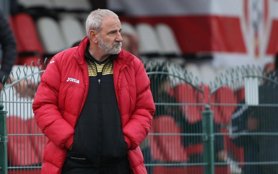 Падна първа треньорска глава в efbet Лига след кризата...