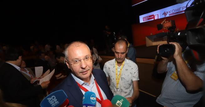 """България Напрежение в БСП, Станишев: Авторитарна партия """"Резултатите не са"""