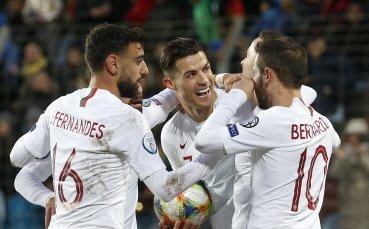 И Португалия на Евро 2020! Резултати от останалите срещи