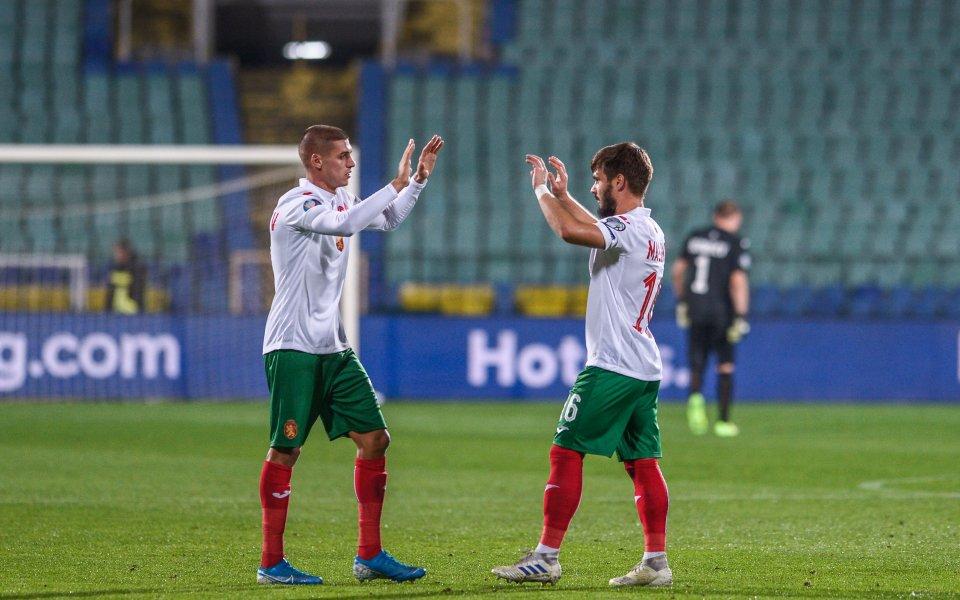 Националът Кристиян Малинов коментира победата с 1:0 на България над
