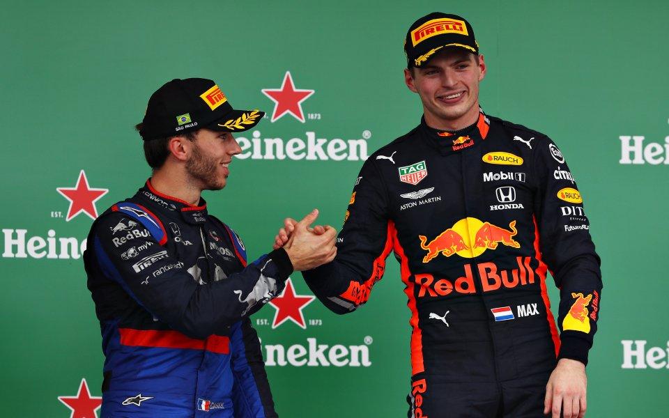 Формула 1 се включи в международната инициатива за набиране на