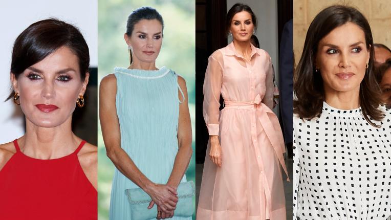 Класа и красота: Кралица Летисия очарова всички в Куба
