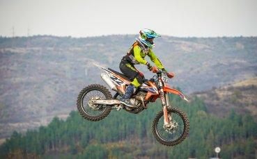 С предстоящия мотокрос в Бобошево се закрива сезон 2020 в България