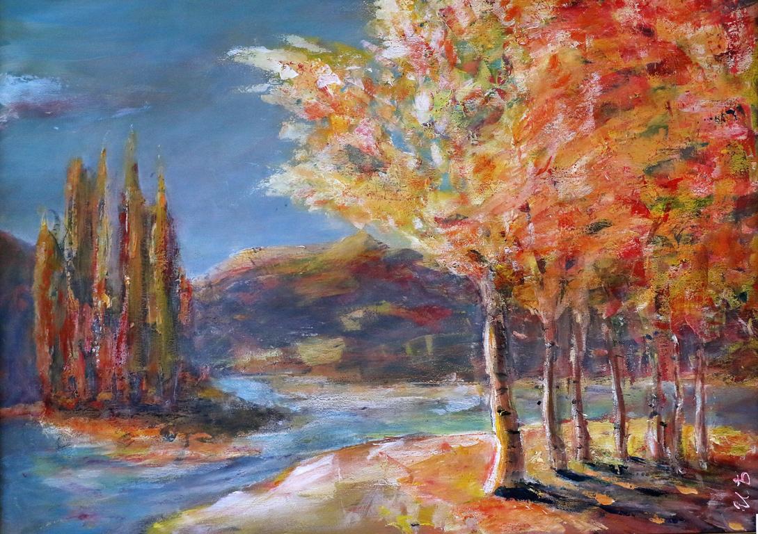 <p>&quot;Златна есен&quot; Иван Гайдаров</p>
