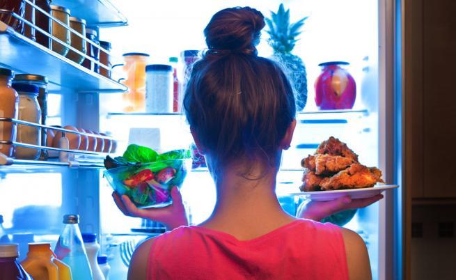 Изхвърлете тези храни от хладилника си