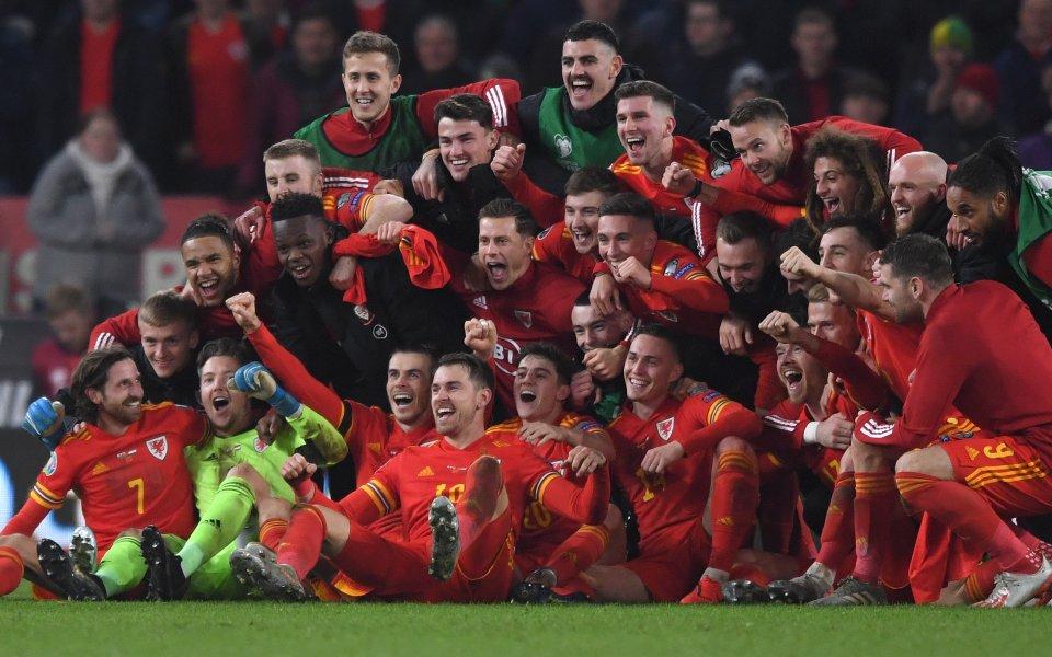 Отборътна Уелс надви Унгария с2:0 и се класира на еврофиналите