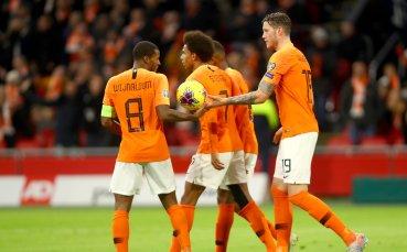 Футболната федерация на Нидерландия помага на клубовете си