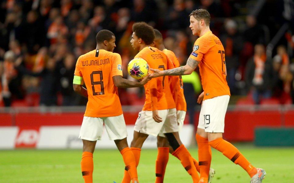 Футболната федерация на Нидерландия прие пакет от мерки в подкрепа