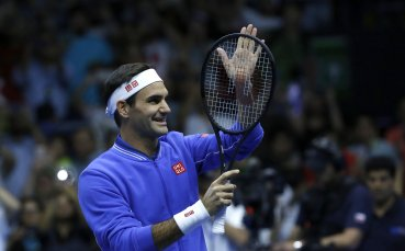 Древен и вечен - Федерер няма никакви намерения да спира!