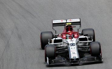 Проектопилот за Ферари: Срам е, че се удариха в Бразилия
