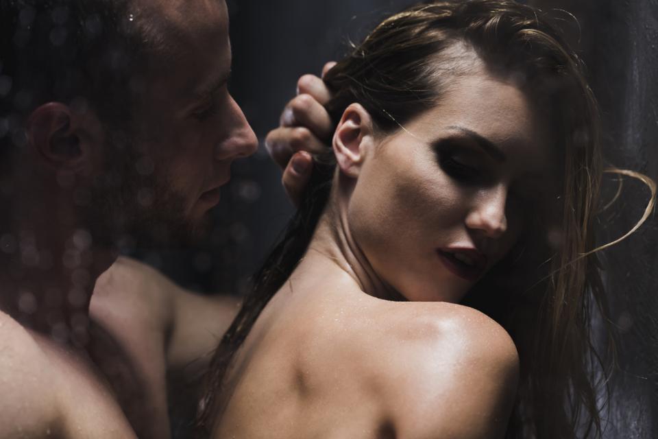 секс душ баня двойка любов