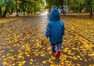 В сила е жълт код за обилни валежи в петък