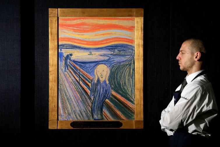 картини художници