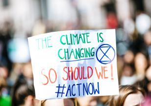 Думата на годината е свързана с климата
