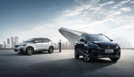 Peugeot на автомобилния салон в Гуанджоу 2019 със световна премиера