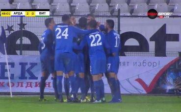 Втори гол за Ради Василев във вратата на Витоша