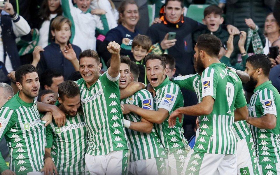 Зелено-бял триумф! Бетис узурпира Валенсия с фамозен гол