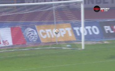 Берое поведе в Русе с гол на Камбуров