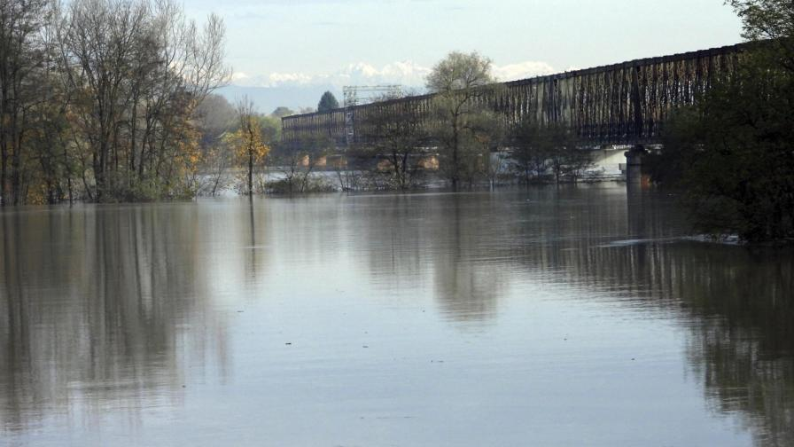 Наводнения в Италия